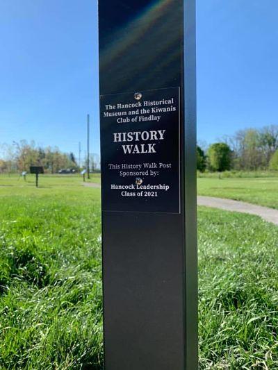 Hancock Leadership 2021 History Walk