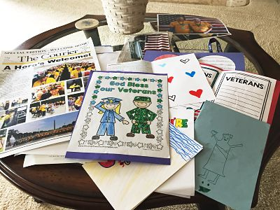 Norm Heydinger letters and cards