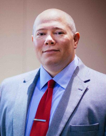 Head shot photo of Ken Saggese