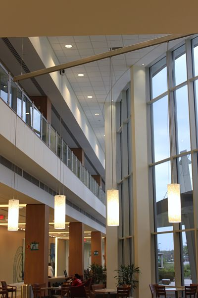 Construction healthcare costs OCP Toledo Hospital Interior